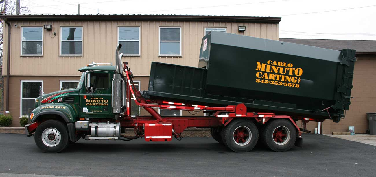 The Right Roll Off Container For Your Job